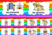 affichage de classe