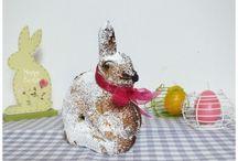 Pasqua / Un dolce coniglietto
