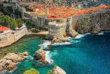 Croatia / Tourist destinations from Croatia