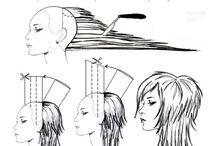 cutink_coloring hair
