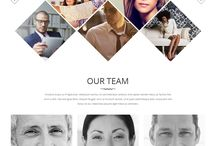Professional Themes Inspirations