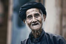 People / Faces around the world