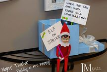 Elf on the Shelf Ideas / by Becky Soto