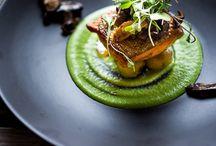 Fish Plate Food