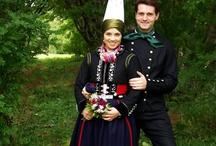 Scandinavia / Traditional costume from : Finland, Sweden, Norway, Netherland, Denmark & Iceland