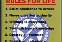 Soldier - Rules for Life