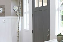 Gray Paint Color / Gray Paint Colors we love from Sherwin Williams, Benjamin Moore, Vlapar, Glidden and more!