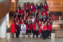 WomenHeart Science & Leadership Symposium at Mayo Clinic / The WomenHeart Science & Leadership Symposium at Mayo Clinic is the only national training program for women with heart disease who want to lead a patient support group in their community. Every year, the Symposium brings together women heart disease patients and trains them to be WomenHeart Support Network Coordinators for their own hospitals.