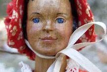 Hitty dolls