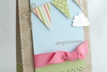 Stampin up pennant punch