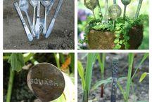 creatieve dingen voor tuin