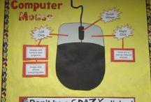 Technology Class Bulletin Board