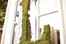 Stunning Weddings: Moss