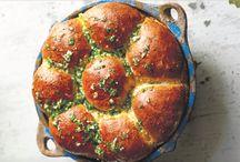 Ukranian potato buns / Buns