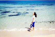 Tra me e il Mare... / Di fronte al mare la felicità è una cosa semplice.