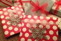 Gift wrapping / by Nicole Gatlin
