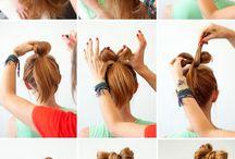 kampaukset/hairstyle