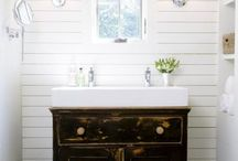 Bathrooms / by snapsandscraps