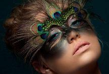 Mask, costume