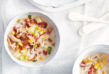 Soups & Winter Foods