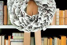 Crafting - Wreaths / by Sheila Brink Addison