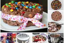 Awesome desserts and baking