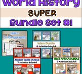 Islam-World History / This board focuses on resources geared towards the beginnings and the spread of Islam throughout World History.