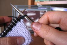 Knitting Tips and Techniques / by Renee Epley