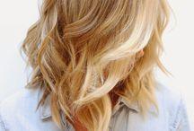 Hair / by Geek-lock Of The Rings
