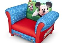 Children Mickey Mouse Chair