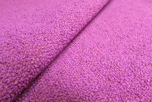 Radiant Orchid / An homage to this year's Pantone Color of the Year, Radiant Orchid.  A vibrant yet subtle blend of purple, pink and fuchsia.