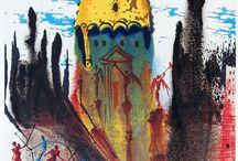 Dali's Illustrations