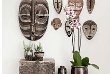 african touch decor