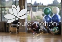 Our Studio / Pure Motion Studios offers clients a holistic wellness programme comprising of Pilates, Yoga and Dance and other offerings to improve physical condition, shape, muscle tone, flexibility, core strength, and general wellbeing, ensuring that you will be Living life well.