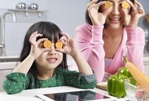 Food for Healthy Eyes / Diet is an important factor in eye health - what foods are good for your eyes?