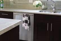 Backsplash Ideas / by Candi S.