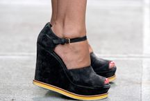 :des chaussures / the completer to any look