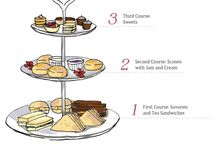 High tea fundraiser