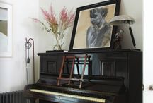 Pianos / by Rebecca Johnson