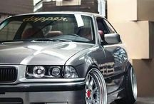 Bmw coupe e36