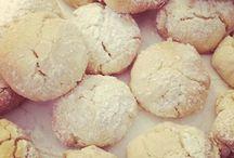 Mignardises / Des recettes de petites douceurs simples, faciles et faites maison qui accompagneront parfaitement un café en fin de repas