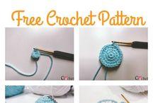 Crochet Key Chain