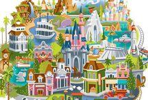 Disney sets