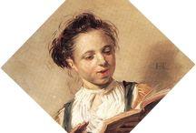 Frans Hals / Dutch artist (1582-1666)