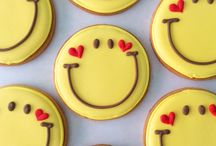 Galletas Emoticons