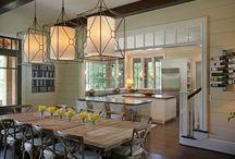 Kitchens / by Cheryl Croker