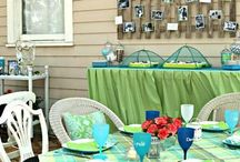 Party/Entertaining / by Christine Pinkerman