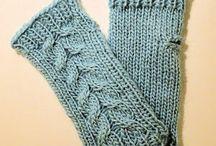 Handschoenen, sjaals en mutsen