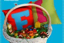 Colorful EASTER eggs / Nachhaltige Geschenke zu Ostern