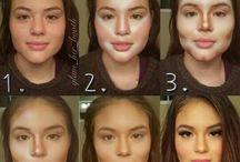 It's not magic, it's makeup.